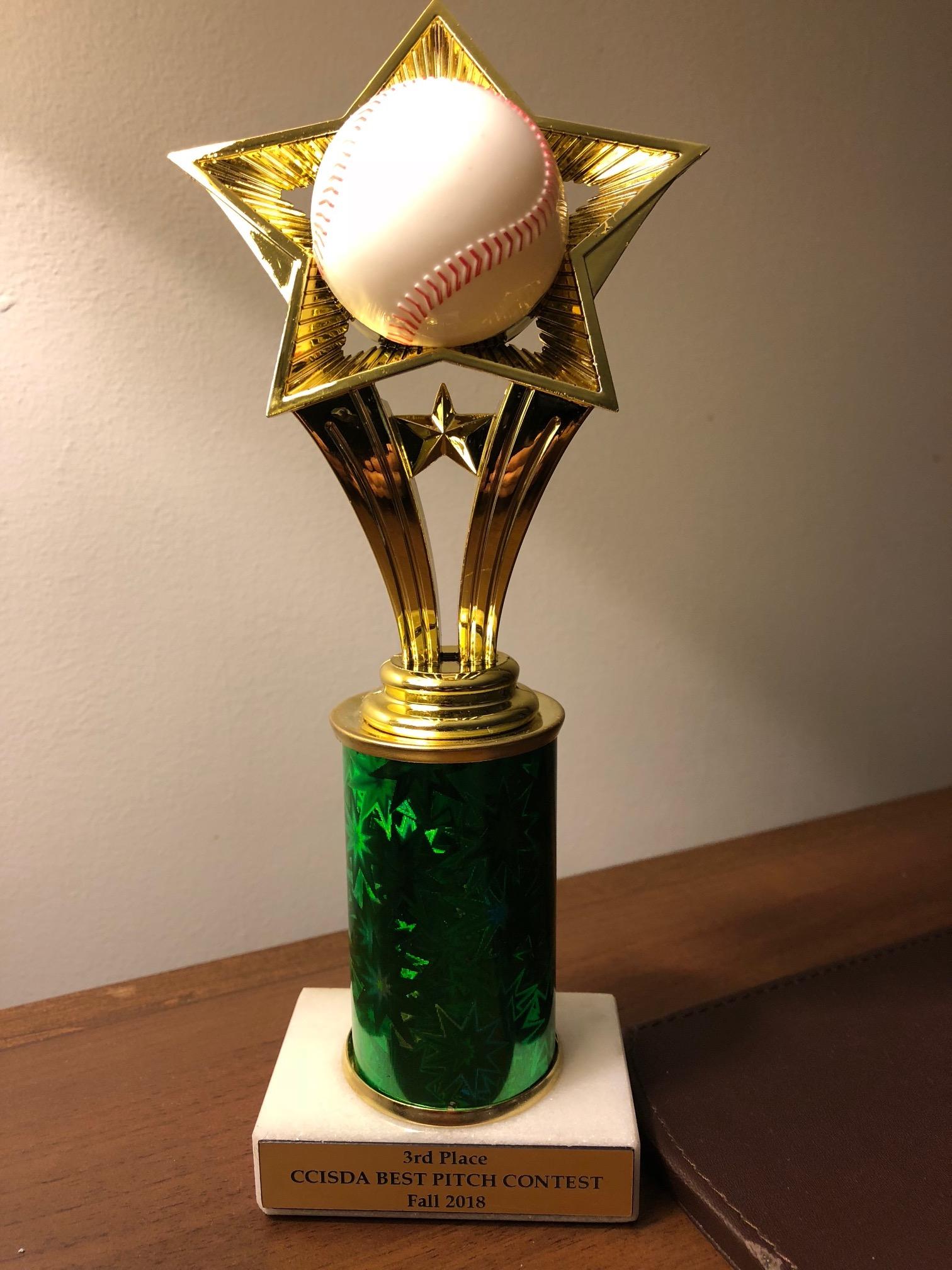 CSSISDA Best Pitch Contest