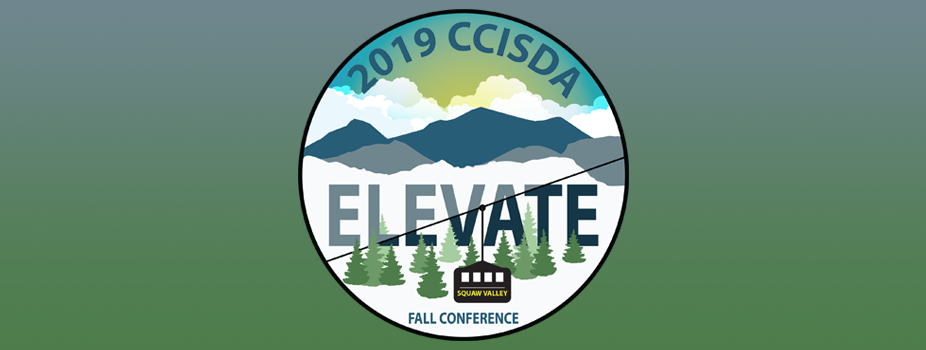 California County Information Services Directors Association (CCISDA) 2019 fall conference